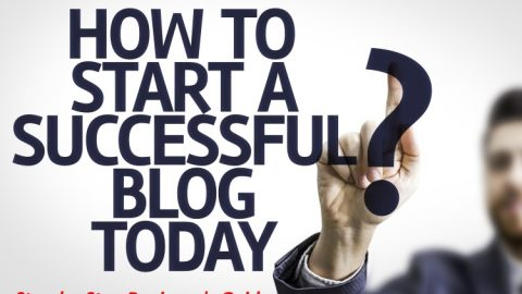 How to Start a Blog in 2018 A Beginner's Guide