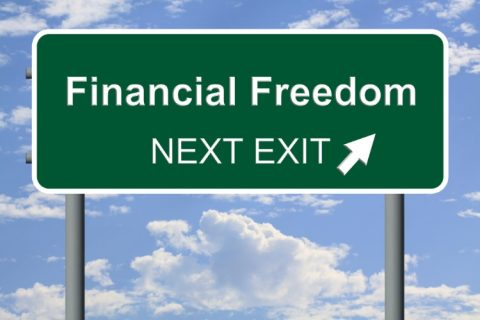 The Key to Financial Freedom is Passive Income